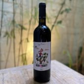 Vino tinto Benvingut (Eco) - Penedès - Merlot (75 cl.)