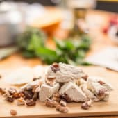 Halva de pistacho (paquete) (450 g.)