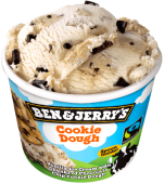 BEN & JERRY COOKIE DOUGH 100ML