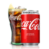 Coca-Cola Sabor Light lata 330ml.