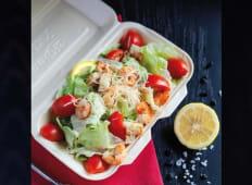 Salata Cezar cu creveti