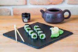 Maki roll cu wakame (8 buc.)