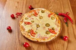 Піца Сицилійська