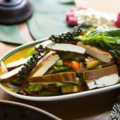 Pad Kaproaw Tofu