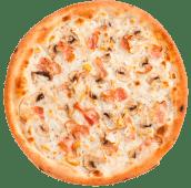 Піца Double начинка Жульєн (545г/30см)