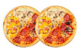 Піца Малібу (акція 1+1)