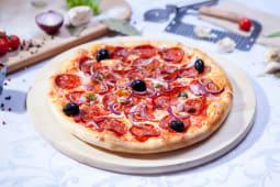 Pizza Diavolo mare