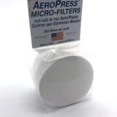 Filtros Aero press