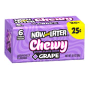 Now & Later Chewy Grape
