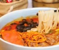S3-Spaghetti di riso Pomodoro e Funghi
