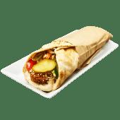 Falafel w chlebe pita 190g