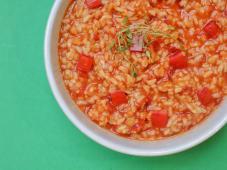 Arroz & Lentilha de tomate