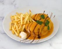 3. Hambúrguer Vegetariano