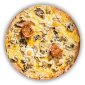 Pizza Carbonara Royal (petita)