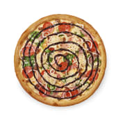 Pizza Hypnotica duża