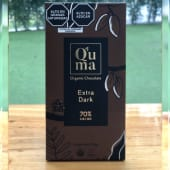 Chocolate Quma extra dark (70g.)