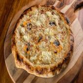 Pizza queso  (8 porciones)