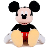 Peluche Mickey Mouse (30 cm.)