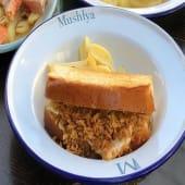 Сендвіч зі стейком з марліна (200/60г)