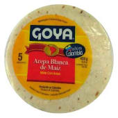 Arepas colombiana congelada (450 g.)