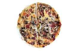 Felie pizza El Greco