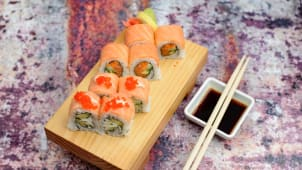In/out sushi