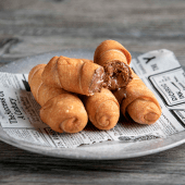 Tequeños de nutella (4 uds.)