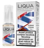 Liqua Cuban Cigar  18 mg/ml