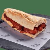Bocadillo Chorizo Frito