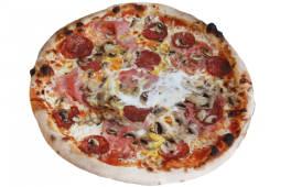 Pizza Rustică