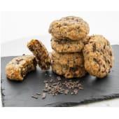 Cookie de nueces y chocolate