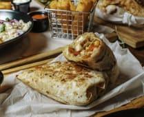 Burrito čili de carne