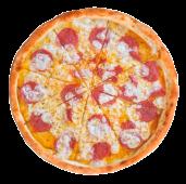 Піца Double начинка Папероні (гостра) (530г/30см)