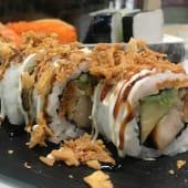 Pollo japonés Roll (8 Pzs.)