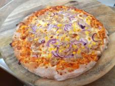 Pizza cu ton Ø 32cm