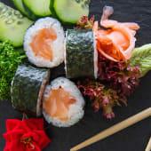 Makis de salmón (8 uds.)