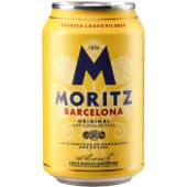 Cerveza Moritz Barcelona (33 cl.)