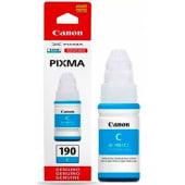 Botella De Tinta Canon G190 Cyan