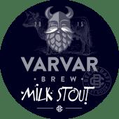 Varvar Milk Stout (0,5л)