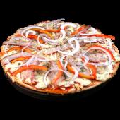 Pizza presto grosso (grande)