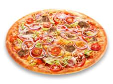 """Пицца """"Аморе мио bbq говядина"""""""