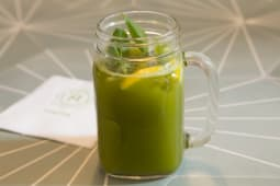 MACHA Cold Mint & Lemon