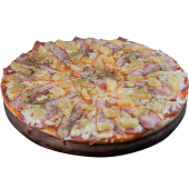 Pizza alemana (personal)