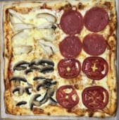 """Пицца """"Четыре сезона"""""""