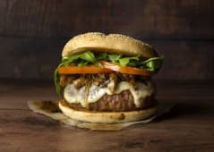 Boletus Burger