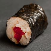 Maki de pimiento rojo