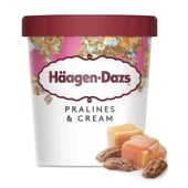 Haagen-Dazs Pralines & Cream 460 Ml