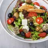 Салат зелений з фетою (250г)