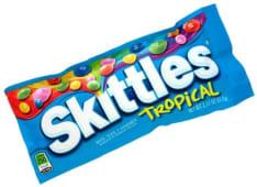 Skittles - Tropical Fruits 62g