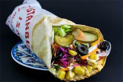 Shaorma Vegetarian Mare